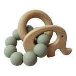 Chewies & More Play Rattle Sage