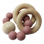 Chewies & More Rattle Blush