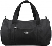 Isoki Kingston Duffle Black