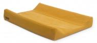 Jollein Waskussenhoes Brick Velvet Mustard