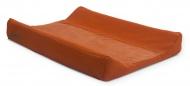 Jollein Waskussenhoes Brick Velvet Rust