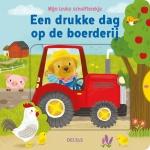 Deltas Mijn Leuke Schuifboekje Een Drukke Dag Op De Boerderij