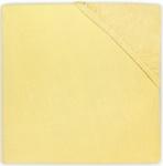 Jollein Hoeslaken Boxmatras Jersey Yellow 75 x 95 cm