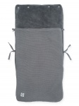 Jollein Comfortbag Basic Knit Stone Grey