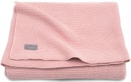 Jollein Deken Basic Knit Blush PInk 100 x 150 cm