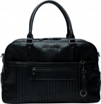 Little Company Diaperbag Lima Quilted Black