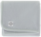 Jollein Deken Soft Grey   75 x 100 cm