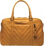 Little Company Diaperbag Amsterdam Quilted Ochre