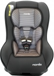 Nania Eco Maxim SP Shadow Grey Inclusief Custo Insert Tech Grey
