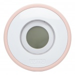 Luma Digitale Badthermometer Cloud Pink