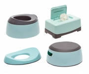 Luma Toilet Trainingsset Silt Green