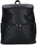 Kidzroom Diaperbackpack Go Out Black