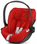 Cybex Cloud Z i-Size Autumn Gold/Burnt Red