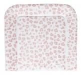 Bébé-Jou Aankleedkussen 72x77 cm Leopard Pink