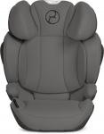 Cybex Solution Z i-Fix Soho Grey/Mid Grey