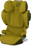 Cybex Solution Z i-Fix Plus Mustard Yellow/Yellow