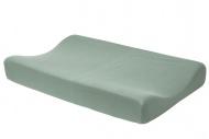 Meyco Waskussenhoes Basic Jersey Stone Green