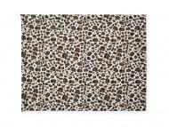 Jollein Boxkleed Leopard Natural 75 x 95 cm