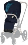 Cybex Priam Seat Pack Plus Midnight Blue/Navy Blue