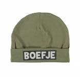 Babylook Muts Boefje Oil Green