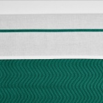 Meyco Laken Bies Velvet Emerald Green  100 x 150 cm