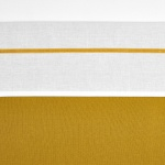 Meyco Laken Bies Velvet Okergeel  100 x 150 cm