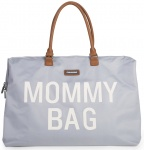 Childhome Mommy Bag Groot Grey Offwhite
