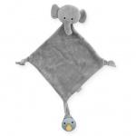 Jollein Knuffeldoekje Elephant Storm Grey