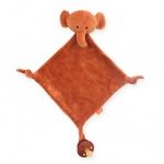 Jollein Knuffeldoekje Elephant Rust