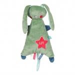 Lief! Knuffel Konijn Green 24 Cm