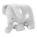 Baby's Only Knuffelolifant Star Grijs