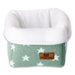 Baby's Only Mandje Star Mint