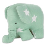 Baby's Only Knuffelolifant Star Mint