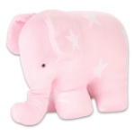 Baby's Only Knuffelolifant Star Baby Roze