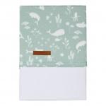 Little Dutch Laken Ocean Mint  70 x 100 cm