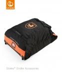 Stokke® Prampack Orange / Black