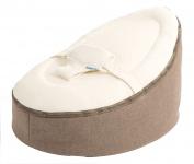 Doomoo Seat Home Taupe-White