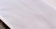Jollein Laken Katoen Wit  120 x 150 cm