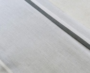 Jollein Laken Bies Wit/Grijs  75 x 100 cm