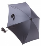 Parasol Polyester Donker Grijs