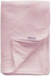 Cottonbaby Wiegdeken Gevoerd Wafel Roze 75 x 90 cm
