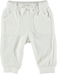 BD Collection Broek Velours Offwhite