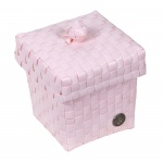 Handed By Box & Top Ascoli Mini Powder Pink