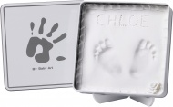 Baby Art Magic Box White&Grey