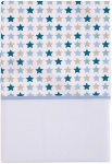 Little Dutch Laken Mixed Stars Mint 70 x 100 cm