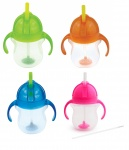 Munchkin Click Lock™  Tip&Sip Straw Cup 6mnd+ 207ml