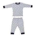 Beeren Pyjama Ster Navy