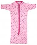 Beeren Bodywear Slaapzak Ster Fuchsia 90 cm