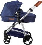 Born Lucky Rapido Starlight Blue incl. Bijpassende Autostoel