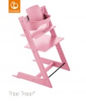 Stokke® Tripp Trapp® Soft Pink incl. Baby Set